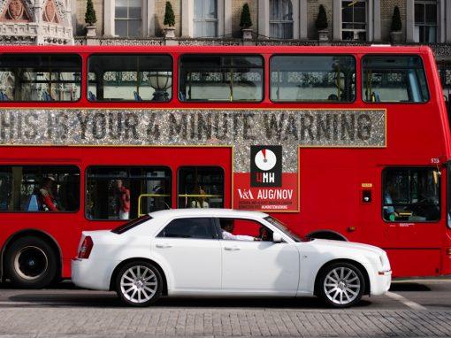 4 Minute Warning Branding
