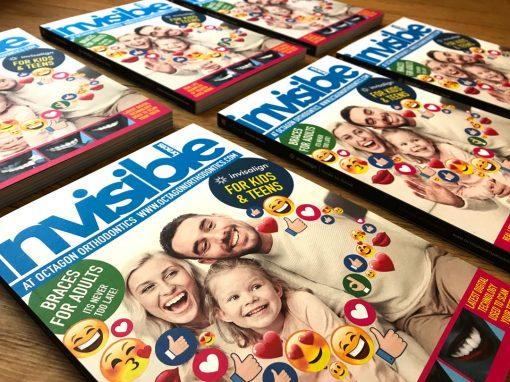 Invisible Braces Magazine