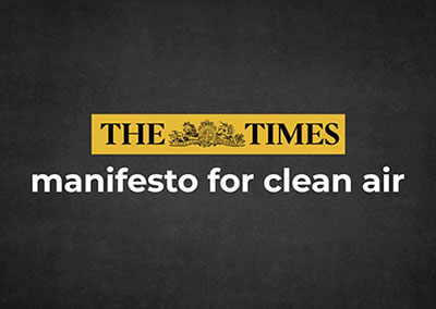 The Times Clean Air Campaign